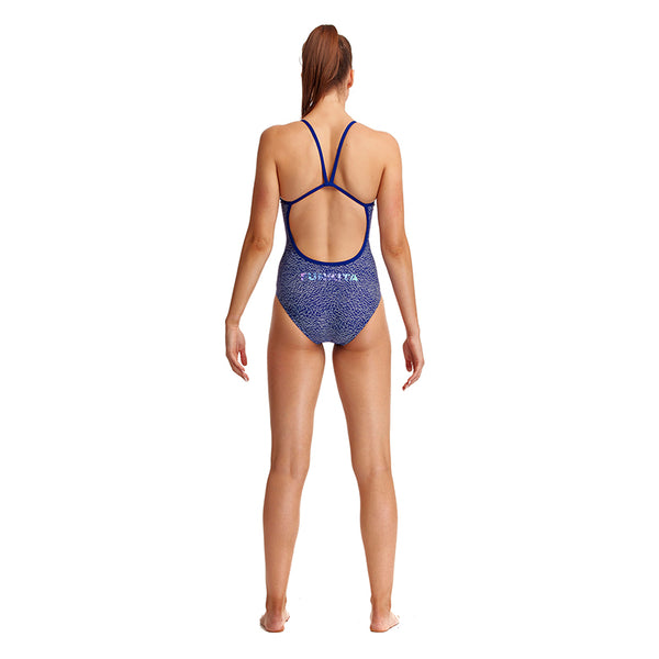 Funkita - Snake It Off - Ladies Single Strap One Piece