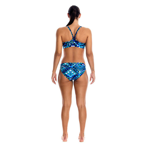 Funkita - Speed Boxer - Ladies Bikini Sports Top