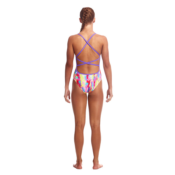Funkita - Splat Stat - Girls Strapped In One Piece