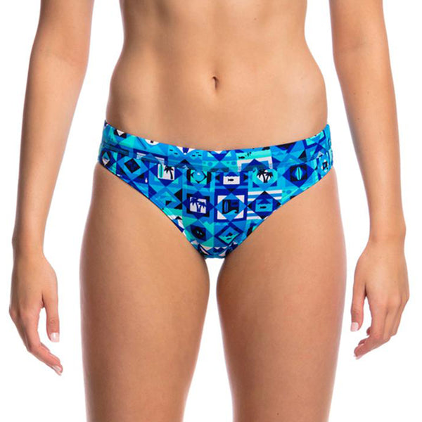 Funkita - Strike It Lucky - Ladies Sports Briefs