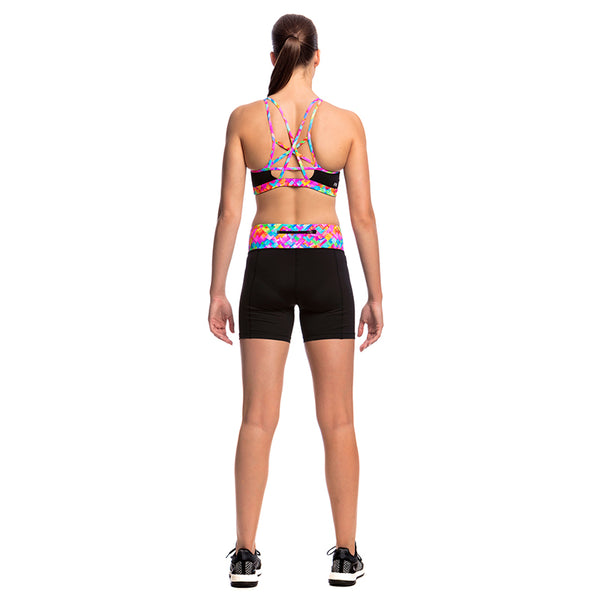 Funkita - Stroke Rate - Ladies Strap In Sports Active Top