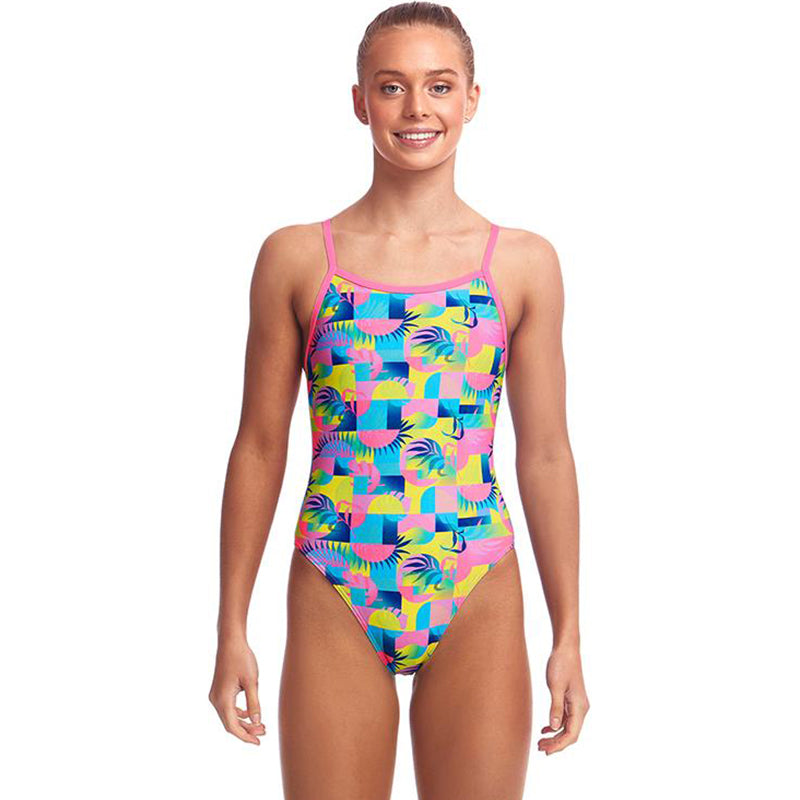 Funkita - Sunkissed - Girls Single Strap One Piece
