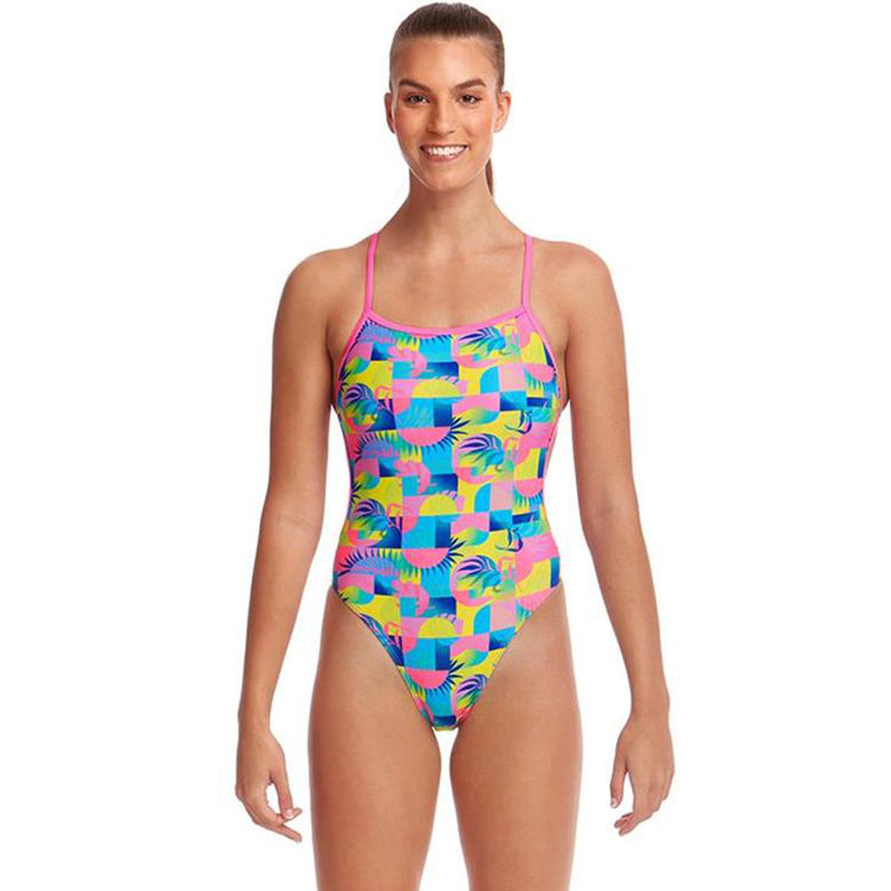 Funkita - Sunkissed - Ladies Twisted One Piece