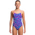 Funkita - Swim Swim - Girls Diamond Back One Piece