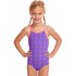 Funkita - Tetris Time - Toddler Girl's Printed One Piece