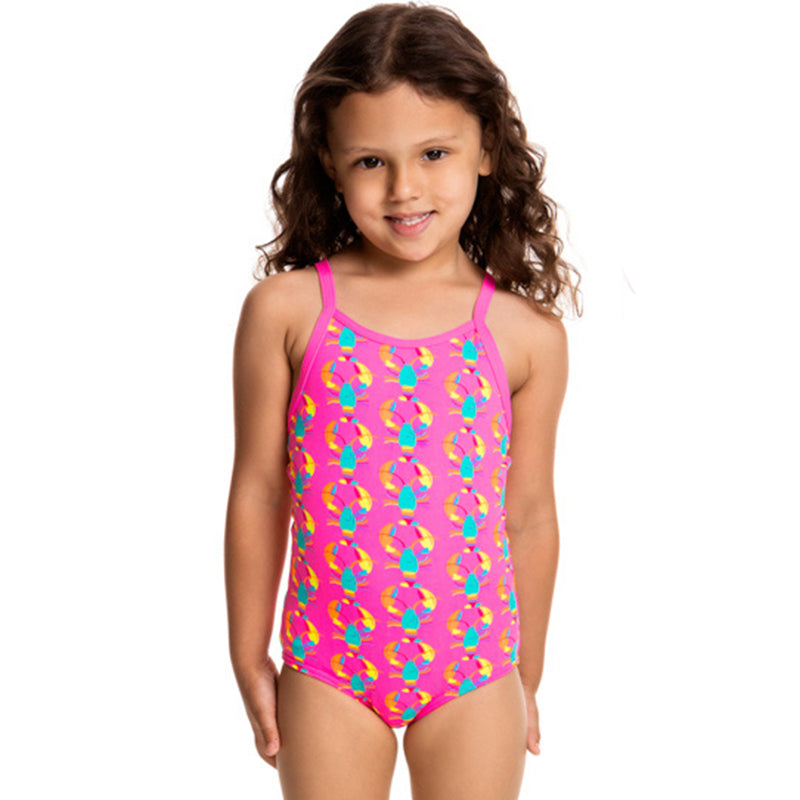Funkita - Cray Cray - Toddlers Girls One Piece