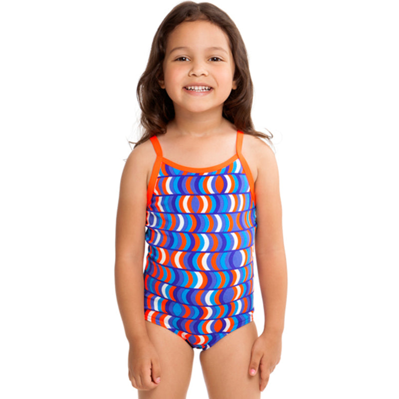 Funkita - Colour Eclipse - Toddlers Printed One Piece