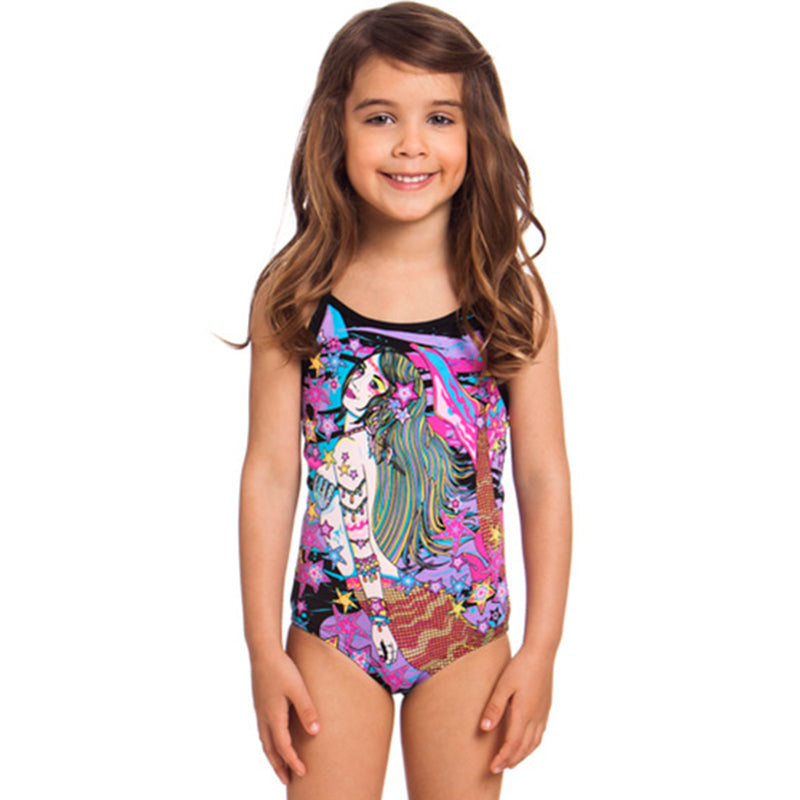 Funkita - Deep Sea Queen - Toddlers Printed One Piece