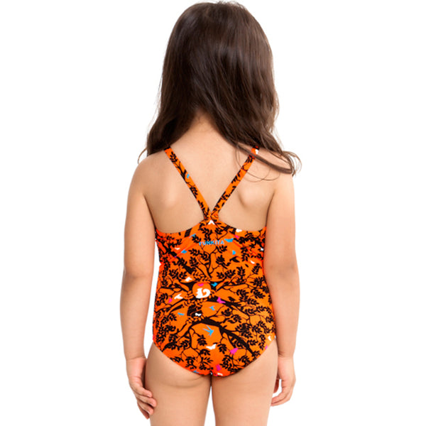 Funkita - Forest Sunset - Toddlers Girls One Piece