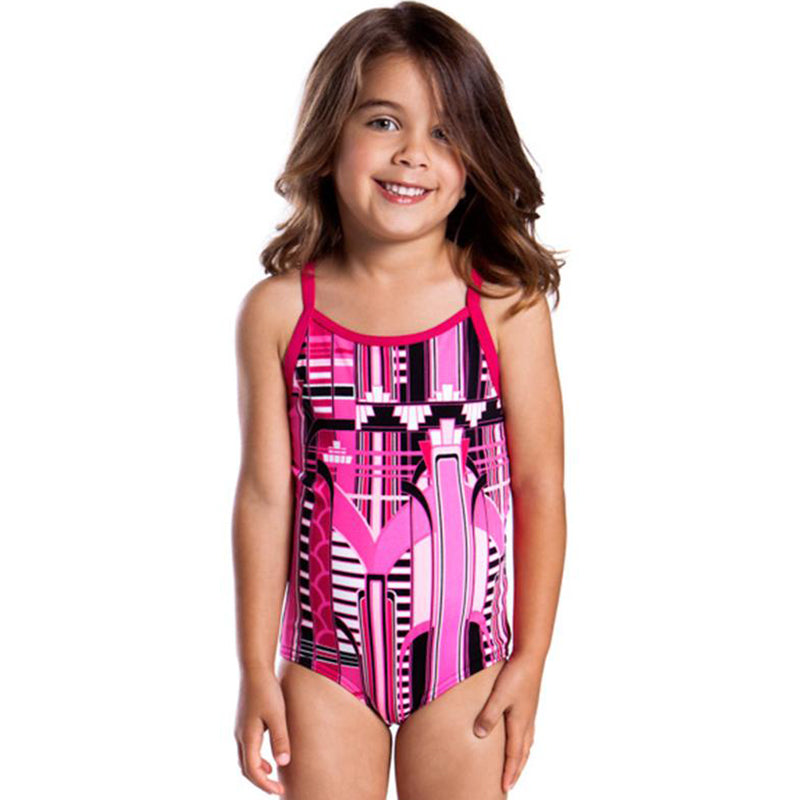 Funkita - Empire Rose - Toddlers Swimwear One Piece