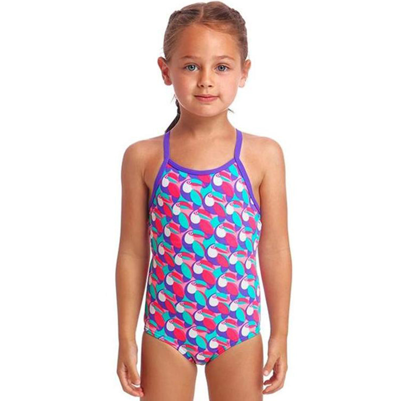 Funkita - Tou Tou - Toddler Girls Eco One Piece