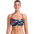 Funkita - Tropic Tag - Ladies Bikini Sports Top