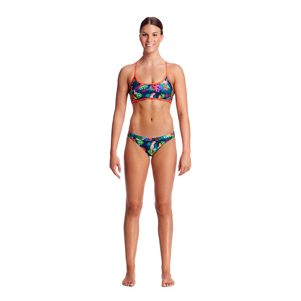 Funkita - Tropic Team - Ladies Bikini Hipster Brief