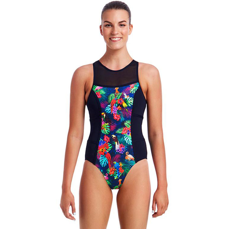 Funkita - Tropic Team - Ladies Hi Flyer One Piece