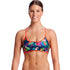 Funkita - Tropic Team - Ladies Cross Back Tie Bikini Top