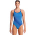 Funkita - Vapour Scale - Ladies Diamond Back One Piece