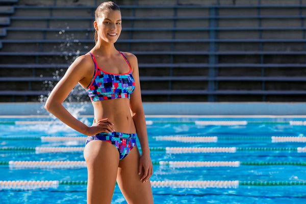 Funkita - Vincent Van Funk - Ladies Bikini Sports Top