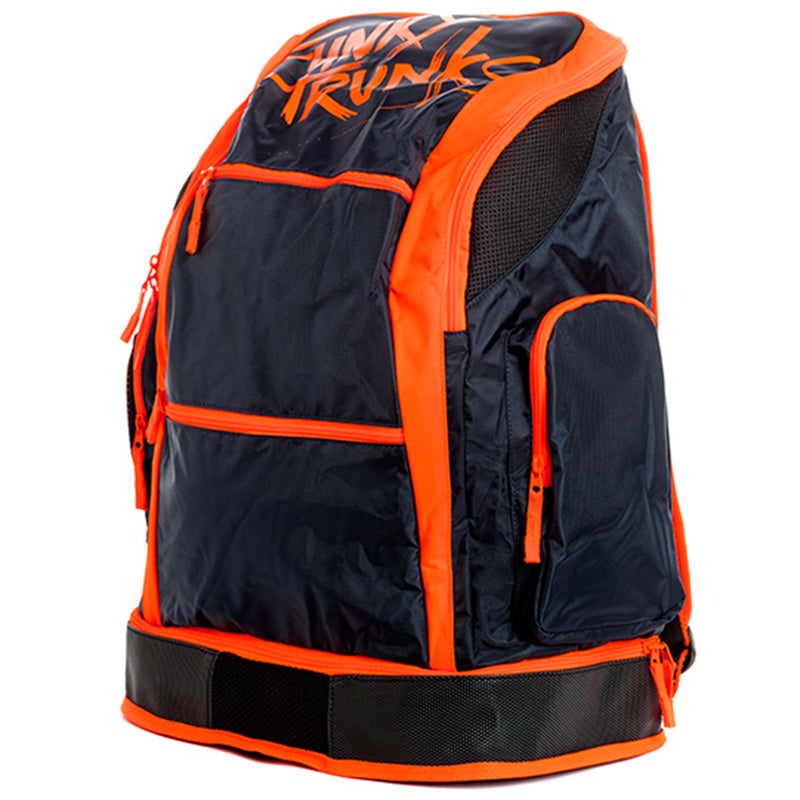 Funky Trunks - Ocean Flame Backpack - Navy/Orange