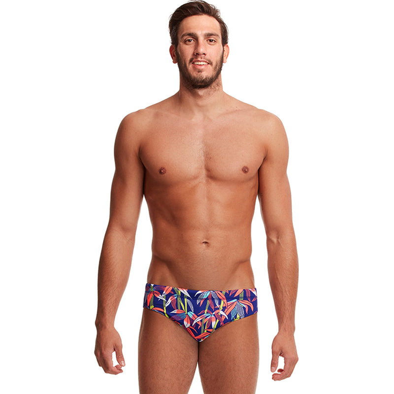 Funky Trunks - BamBamBoo - Mens Classic Briefs