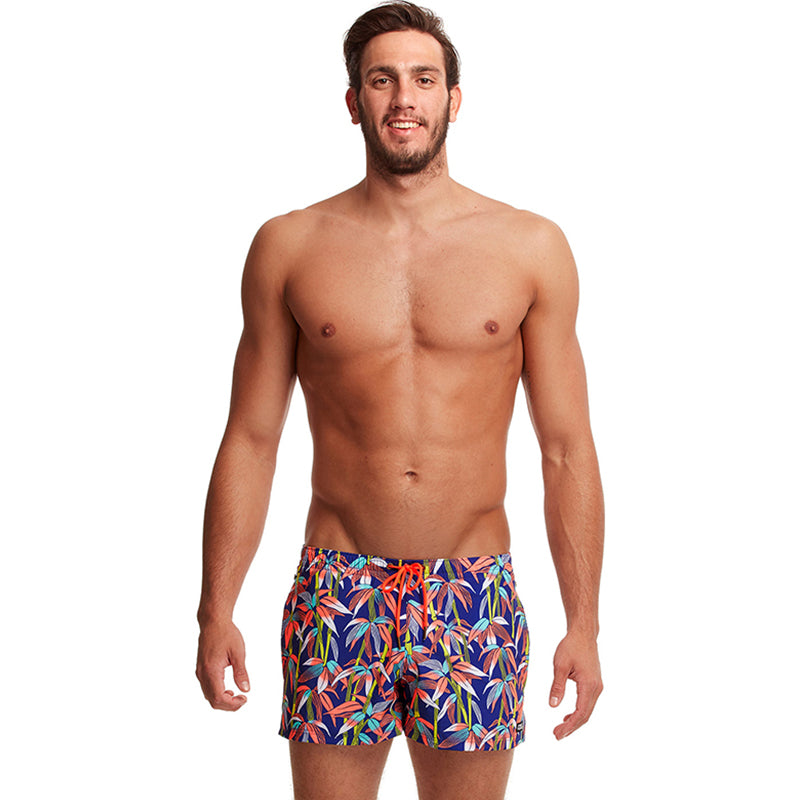 Funky Trunks - BamBamBoo - Mens Shorty Shorts Short