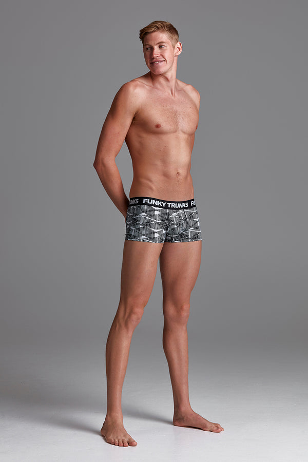 Funky Trunks - Bar Tack - Mens Underwear Trunks