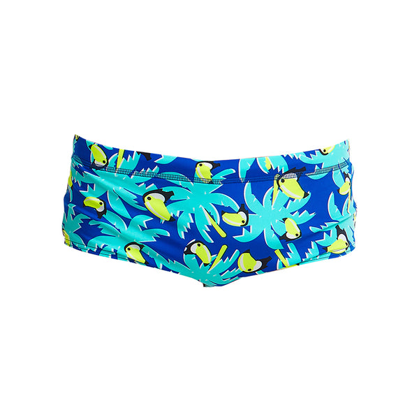 Funky Trunks - Bird Brain - Boys Eco Classic Trunks