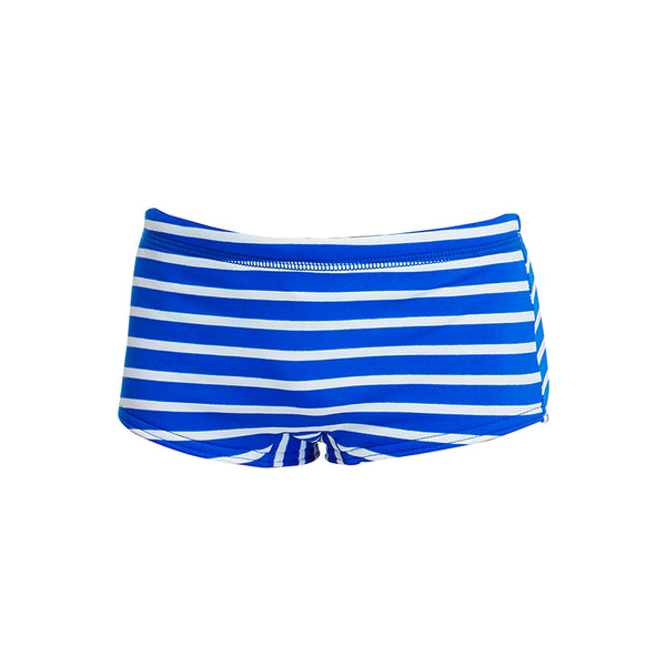 Funky Trunks - Blue Riband - Toddler Boys Printed Trunks