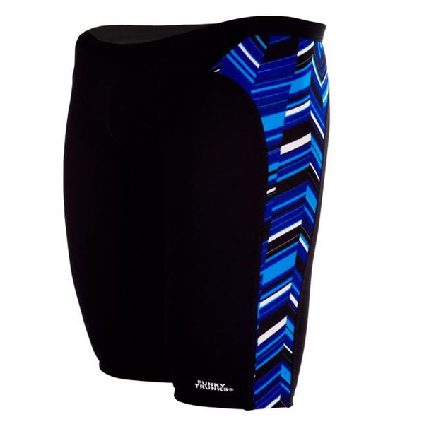 Funky Trunks - Arrow Stream Boys Training Jammers - Aqua Swim Supplies