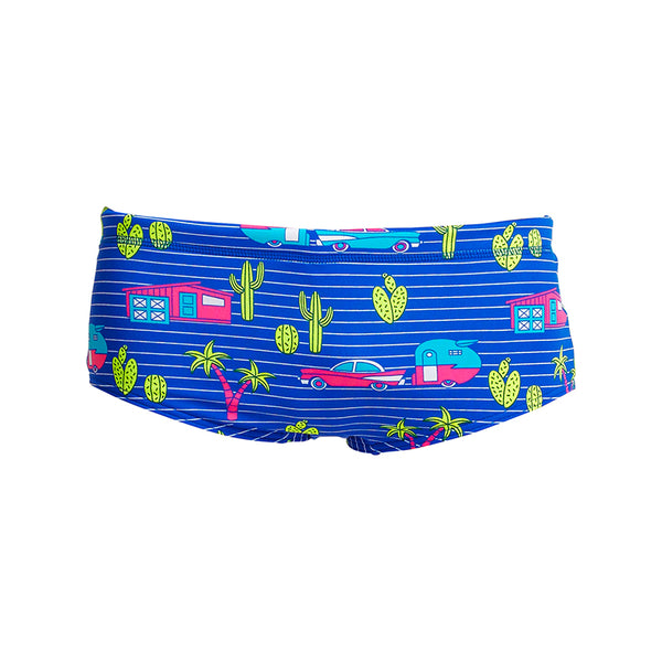 Funky Trunks - Cadi Shack - Boys Eco Classic Trunks