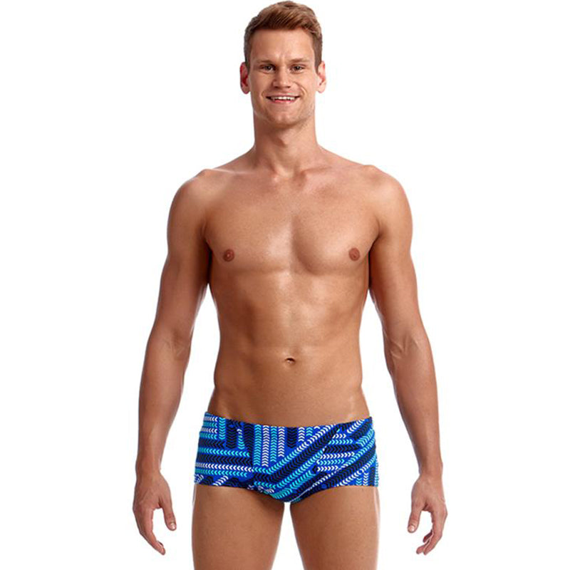 Funky Trunks - Chain Male - Mens Classic Trunks