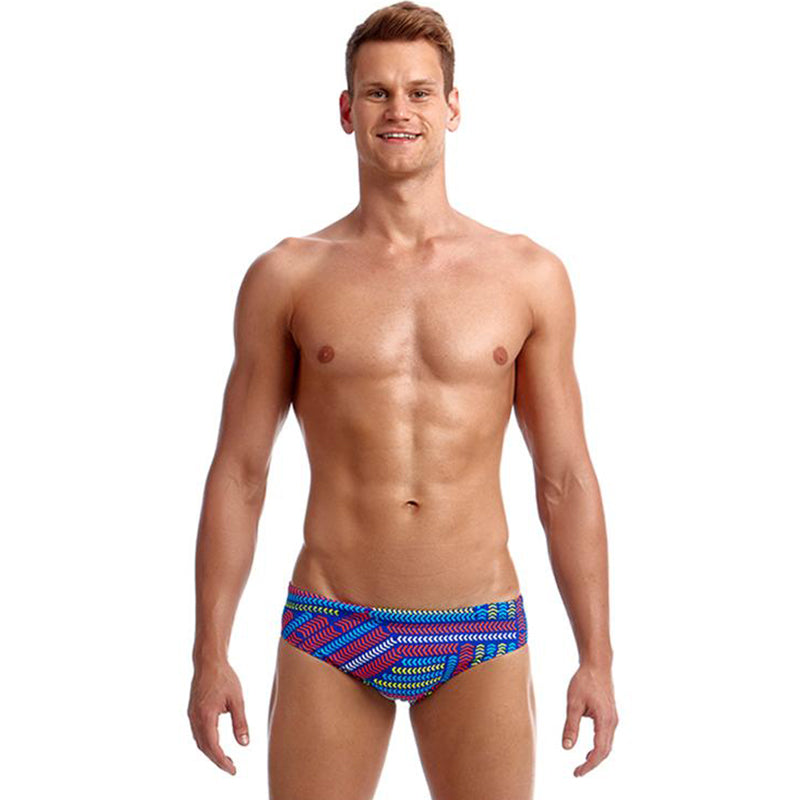 Funky Trunks - Chain Reaction - Mens Classic Briefs