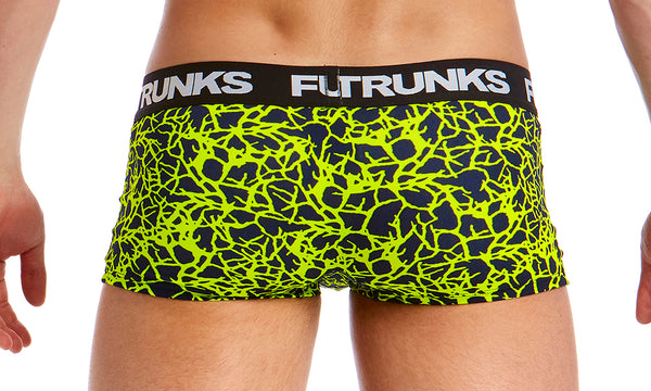 Funky Trunks - Coral Gold Mens Underwear