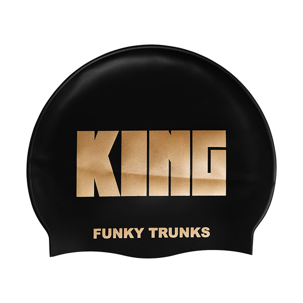 Funky Trunks - Crown Jewels - Silicone Swimming Hat