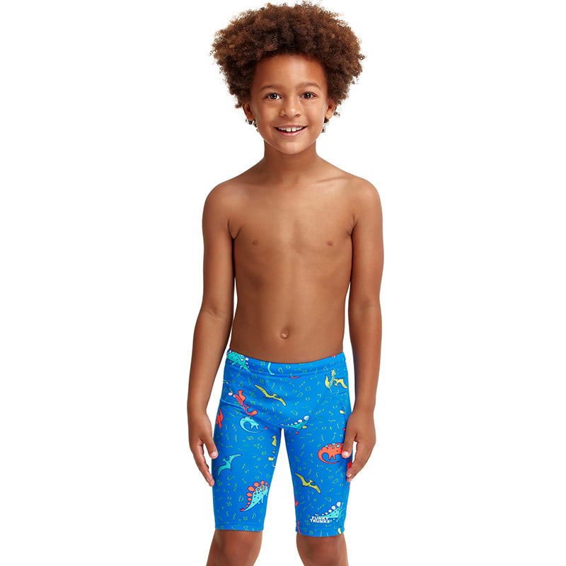 Funky Trunks - Dino Soup - Toddler Boys Miniman Jammers
