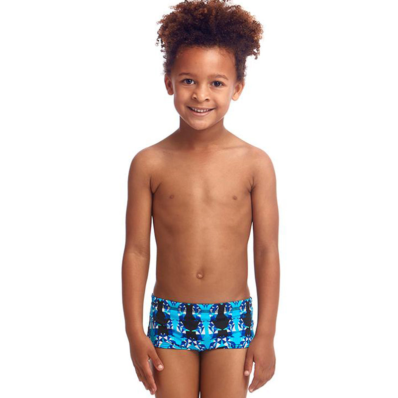 Funky Trunks - Dive Master - Toddler Boys Eco Trunks