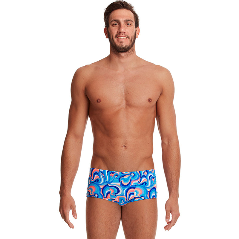 Funky Trunks - Double Scoop - Mens Eco Classic Trunks