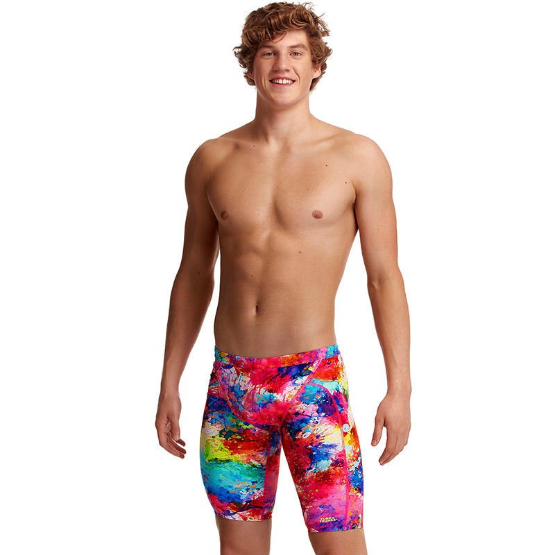 Funky Trunks - Dye Another Day - Mens Training Jammers