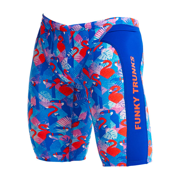 Funky Trunks - Flaming Vegas - Mens Training Jammers