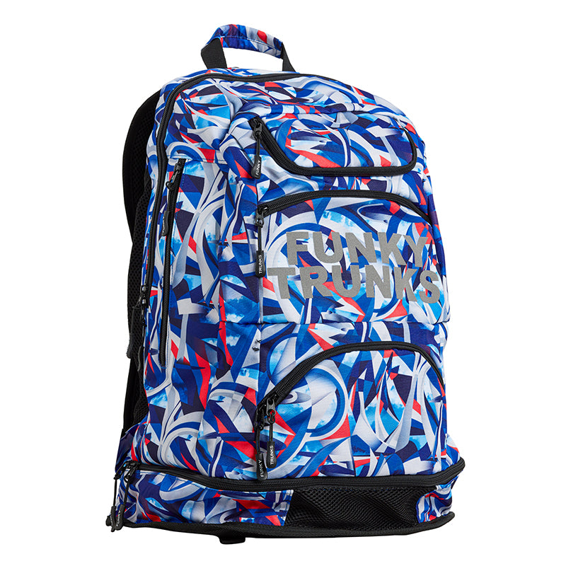 Funky Trunks - Futurismo - Elite Squad Backpack