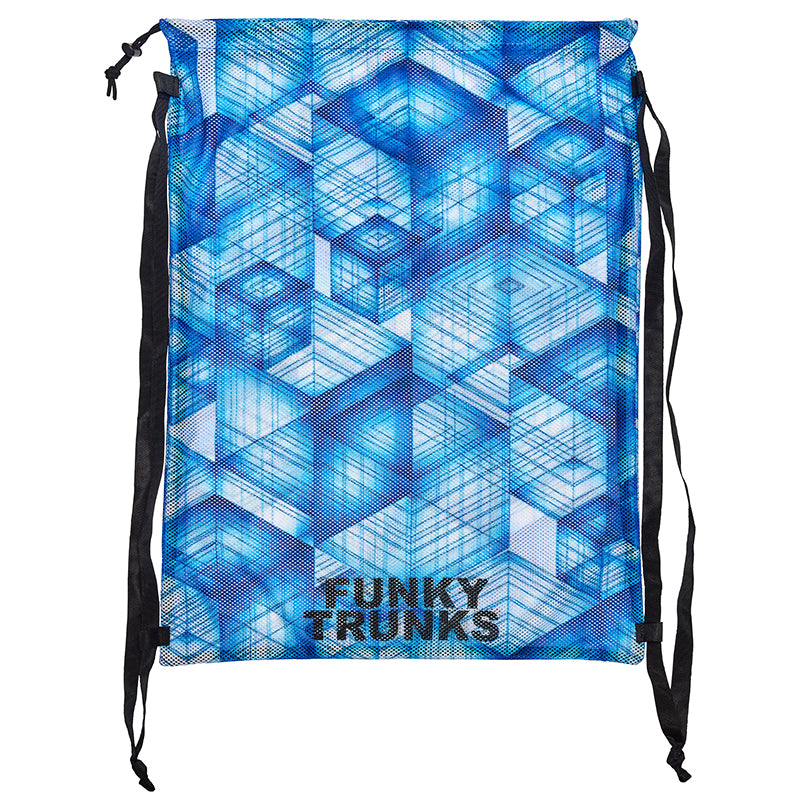 Funky Trunks - Galactica Mesh Gear Bag