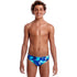 Funky Trunks - Hex Pistols - Boys Classic Briefs