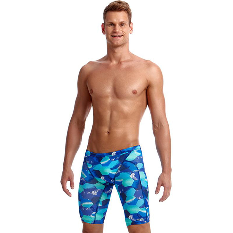 Funky Trunks - Hex Pistols - Mens Training Jammers