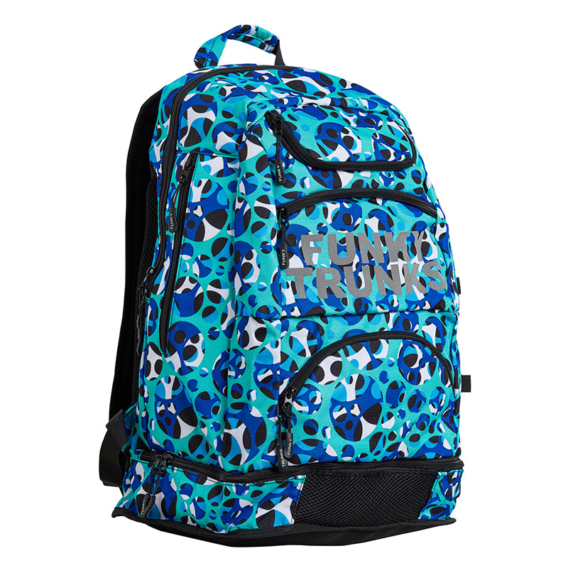 Funky Trunks - Holy Sea - Elite Squad Backpack