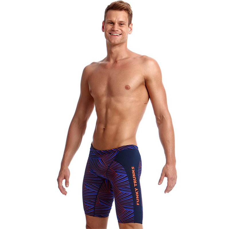Funky Trunks - Hugo Weave - Mens Training Jammers
