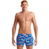 Funky Trunks - Lava Lights - Mens Shorty Shorts