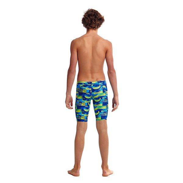 Funky Trunks - Magnum Pi - Boys Training Jammers