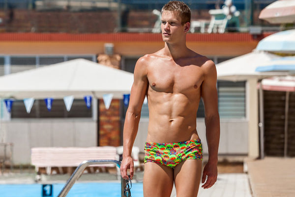 Funky Trunks - Freestyle Fiesta Mens Classic Trunks