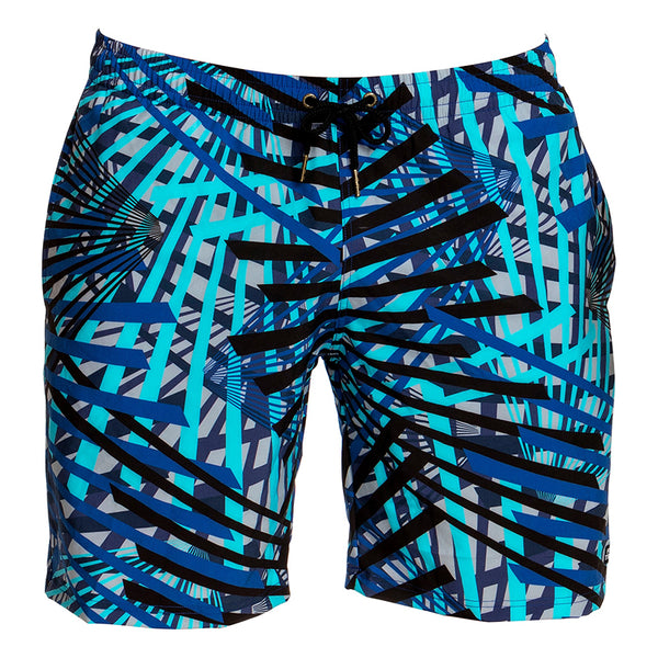 Funky Trunks - Splinter Spray Mens Long Johnny Short