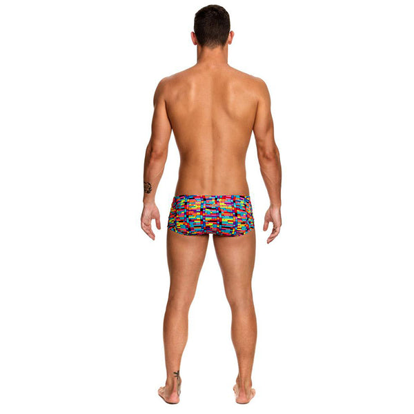 Funky Trunks - Stacked Up Mens Classic Trunks