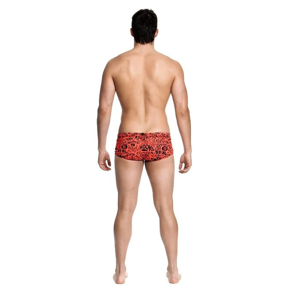 Funky Trunks - Stop The Disaster Mens Classic Trunks